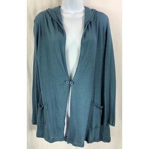 Monoreno back button cardigan  lightweight 7207